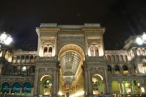 Vittorio Emanuelle II Milan