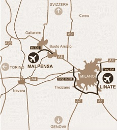 Cómo Ir del aeropuerto al centro de Milán